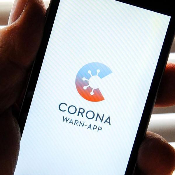 Corona-App-Web