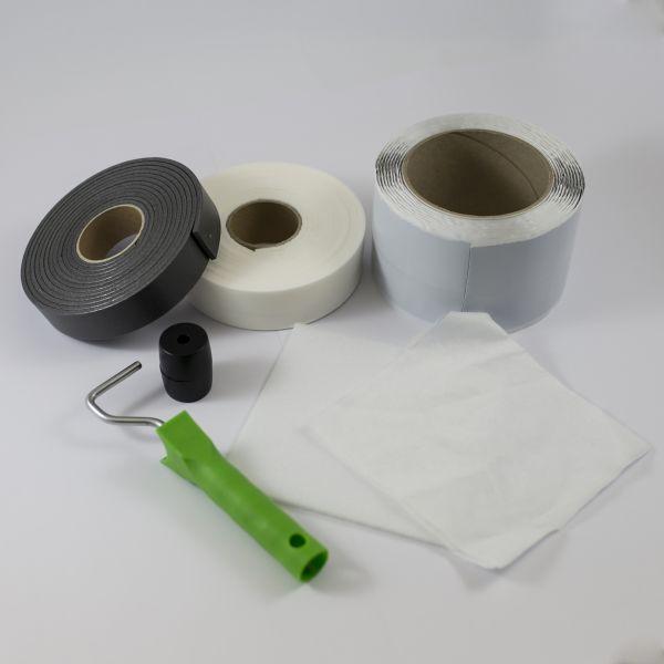 Wannenabdichtband für Duschwannen