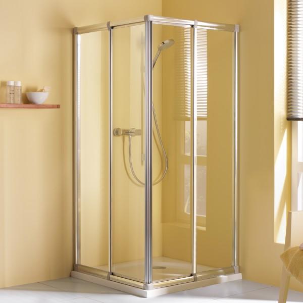 fara 4 eckeinstieg mit schiebet ren 2 teilig h he 1750 mm breuer. Black Bedroom Furniture Sets. Home Design Ideas