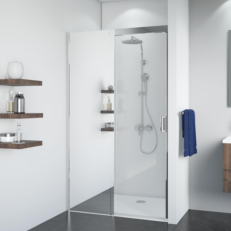 panorama soft silent schiebet r f r nische breuer. Black Bedroom Furniture Sets. Home Design Ideas