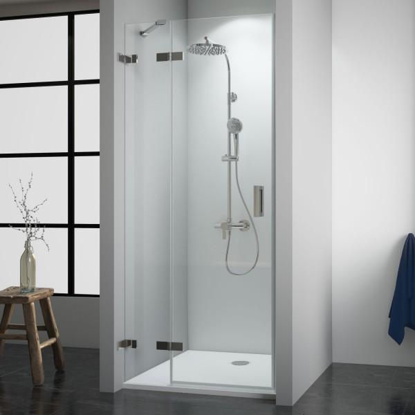 panorama dreht r mit festteil f r nische anschlag links rahmenlos panorama duschkabinen nach. Black Bedroom Furniture Sets. Home Design Ideas