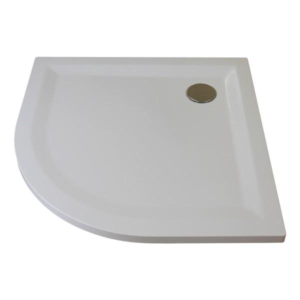 Flat Line Design Rundduschwanne, Radius 500